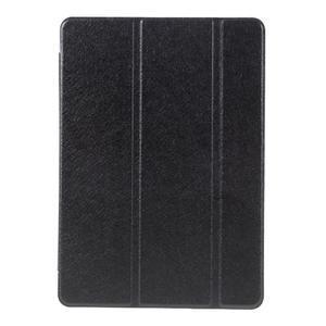 Trifold polohovateľné puzdro pre tablet iPad Pro 9.7 - čierne - 2