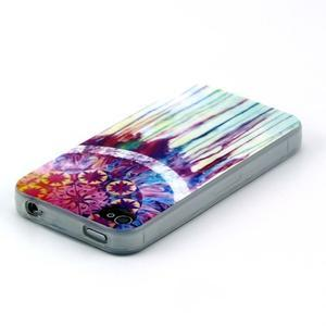 Emotive gélový obal pre mobil iPhone 4 - lapač snov - 2