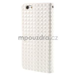 Cool style puzdro pre iPhone 6s a iPhone 6 - biele - 2