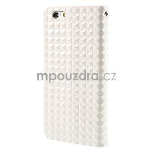 Cool style puzdro na iPhone 6s a iPhone 6 - biele - 2