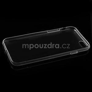 Transparentný gélový obal na iPhone 6 a 6s - 2