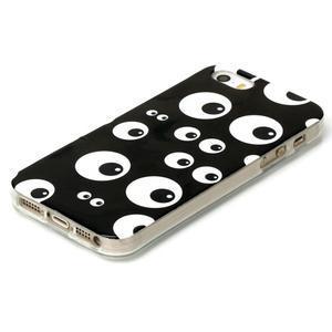 Gelový obal na mobil iPhone SE / 5s / 5 - kukuč - 2