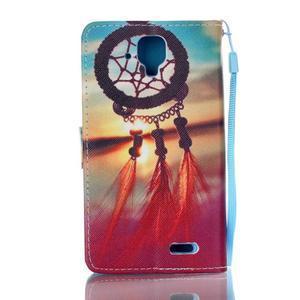 Emotive puzdro pre mobil Lenovo A536 - snívanie - 2