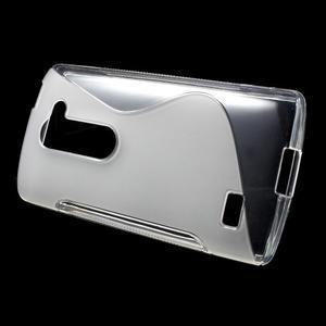 S-line gelový obal na mobil LG Leon - transparentní - 2