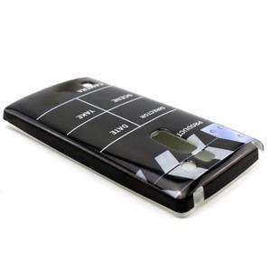 Gélový kryt na mobil LG Spirit - movie - 2