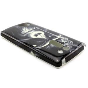 Gélový kryt pre mobil LG Spirit - gorila mafián - 2
