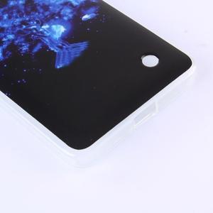 Softy gélový obal pre mobil Microsoft Lumia 640 LTE - magický strom - 2