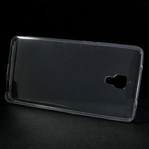 Ultratenký slim gélový obal pre Xiaomi Mi4 - transparentný - 2