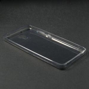 Ultratenký slim gélový obal pre Xiaomi Mi4 - sivý - 2