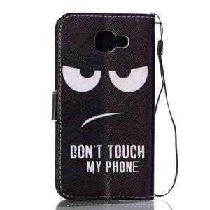 Pictu puzdro pre mobil Samsung Galaxy A3 (2016) - nesiahat - 2