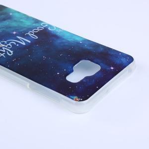 Softys gelový obal na mobil Samsung Galaxy A3 (2016) - dobrou noc - 2