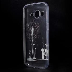 Ultratenký slim obal pre Samsung Galaxy Core Prime - láska - 2