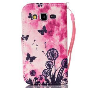 Pictu pouzdro na mobil Samsung Galaxy Core Prime - motýlci - 2