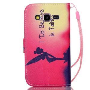 Pictu pouzdro na mobil Samsung Galaxy Core Prime - víla - 2