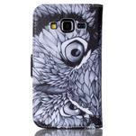 Emotive peňaženkové puzdro pre Samsung Galaxy Core Prime - sova - 2/6