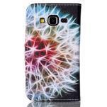 Emotive peněženkové pouzdro na Samsung Galaxy Core Prime - barevná pampeliška - 2/6