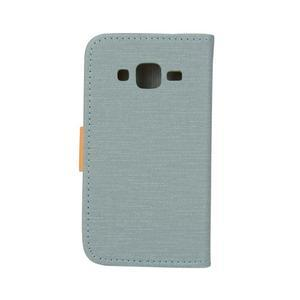 Covers puzdro pre mobil Samsung Galaxy Core Prime - svetlomodré - 2