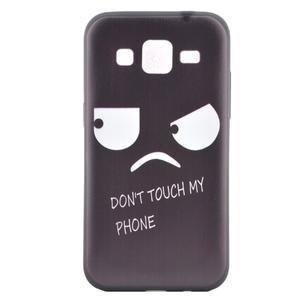 Hardy gélový obal pre mobil Samsung Galaxy Core Prime - nesiahat - 2