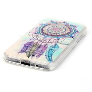 Softy gélový obal Samsung Galaxy Core Prime - lapač snov - 2