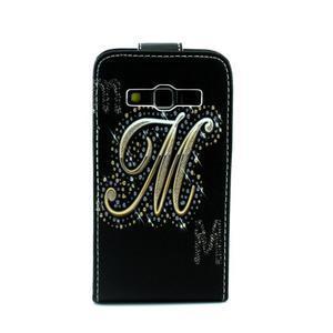 Flipové puzdro pre mobil Samsung Galaxy Core Prime - M - 2