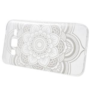 Gélový obal pre Samsung Galaxy Core Prime - mandala - 2