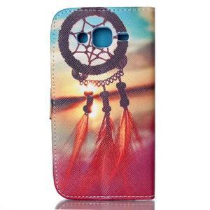Pictu peňaženkové puzdro pre Samsung Galaxy J5 - dream - 2