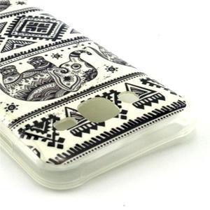 Imda gelový obal na mobil Samsung Galaxy J5 - sloníci - 2