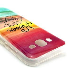 Imda gelový obal na mobil Samsung Galaxy J5 - nepřestávej snít - 2