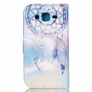 Pictu peněženkové pouzdro na Samsung Galaxy J5 - lapač snů - 2