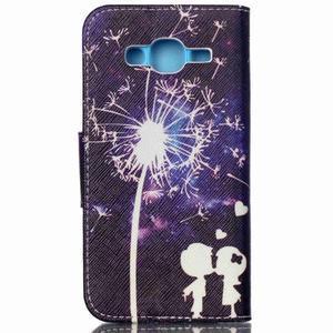 Emotive pouzdro na mobil Samsung Galaxy J5 - láska - 2