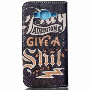 Emotive puzdro pre mobil Samsung Galaxy J5 - attention - 2