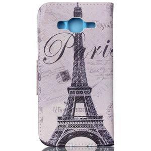 Emotive pouzdro na mobil Samsung Galaxy J5 - Eiffelova věž - 2