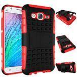 Outdoor kryt na mobil Samsung Galaxy J5 - červený - 2/2