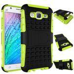 Outdoor kryt pre mobil Samsung Galaxy J5 - zelený - 2/2