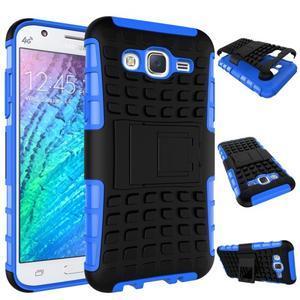 Outdoor kryt na mobil Samsung Galaxy J5 - modrý - 2