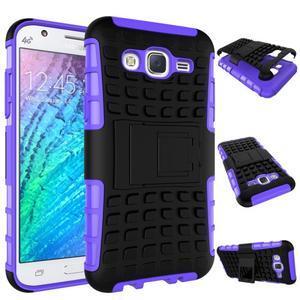 Outdoor kryt na mobil Samsung Galaxy J5 - fialový - 2