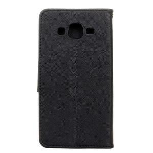Patt čierne puzdro pre Samsung Galaxy J5 - 2