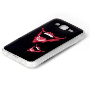 Softy gelový obal na mobil Samsung Galaxy J5 - monstrum - 2
