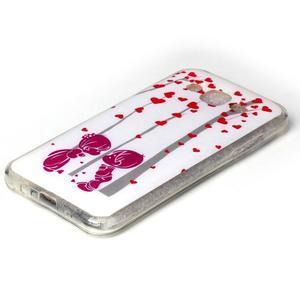 Softy gelový obal na mobil Samsung Galaxy J5 - láska - 2