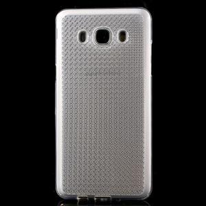 Diamnods gelový obal mobil na Samsung Galaxy J5 (2016) - transparentní - 2