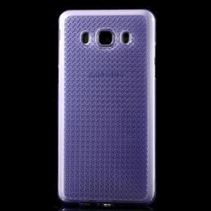 Diamnods gelový obal mobil na Samsung Galaxy J5 (2016) - fialový - 2