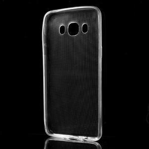 Ultratenký slim gelový obal na Samsung Galaxy J5 (2016) - transparentní - 2