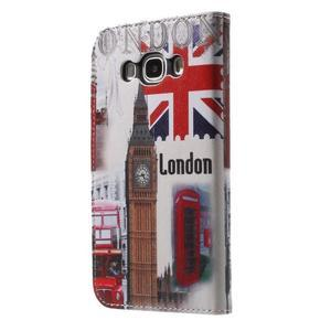 Nice peňaženkové puzdro pro Samsung Galaxy J5 (2016) - United Kingdom - 2