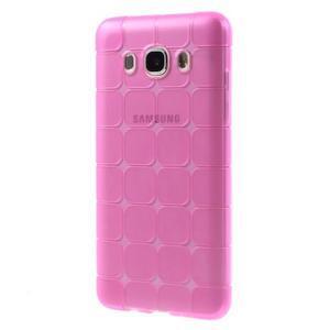 Cube gelový obal na Samsung Galaxy J5 (2016) - rose - 2