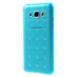 Cube gelový obal na Samsung Galaxy J5 (2016) - modrý - 2