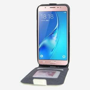 Flipové puzdro pre mobil Samsung Galaxy J5 (2016) - biele - 2