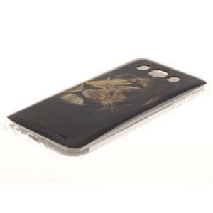 Gelový obal na mobil Samsung Galaxy J5 (2016) - lev - 2