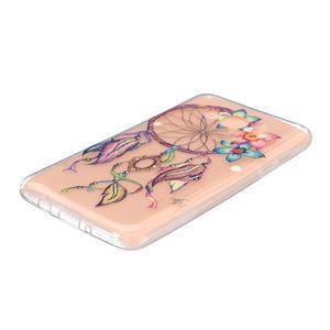 Transparentní gelový obal na Samsung Galaxy J5 (2016) - lapač snů - 2