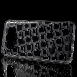 Square gélový obal pre Samsung Galaxy J5 (2016) - transparentný - 2