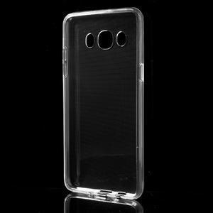 Transparentný gélový obal pre mobil Samsung Galaxy J5 (2016) - 2